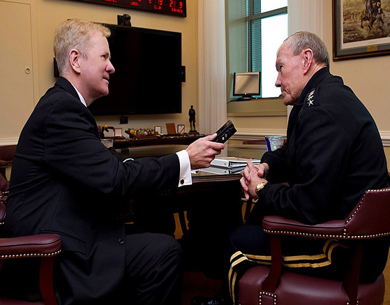 Chas Interviews CJCS GEN Martin Dempsey, October 17, 2012 1a