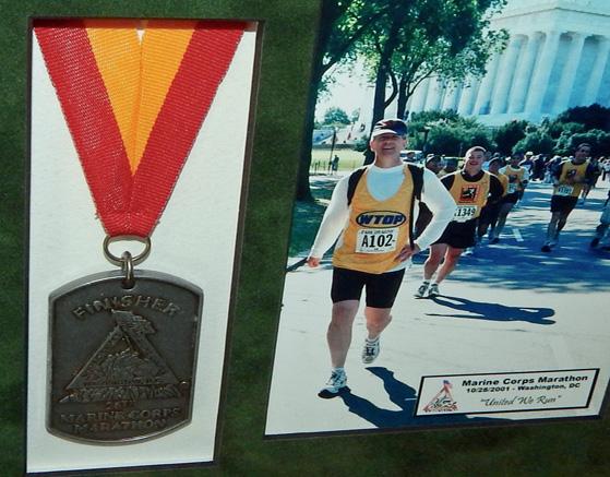 Marathon 2001 1